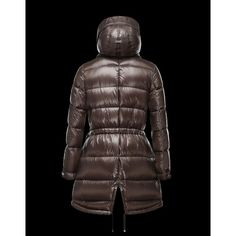 Womens Moncler Viburnum Long Down Jackets Black Sale Online | Womens Moncler Parka | Pinterest | Moncler and Black