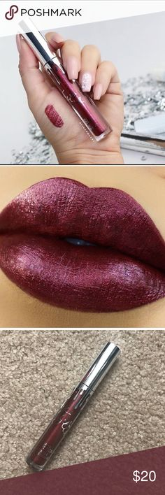 Kylie cosmetics dancer metallic lipstick Used just once but I never reach for it! It's such a beautiful metallic lipstick! Kylie Cosmetics Makeup Lipstick
