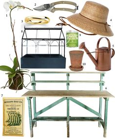 dreaming of gardening in the big city? best movie ever. living in: green card | Design*Sponge