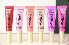 June 10, 2014, 4:00 pm Too Faced Melted Lipsticks Comments on Style Guide   Read More at: http://viral-makeovergames.com/