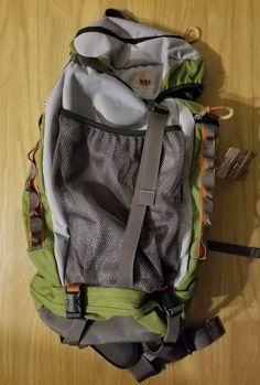 REI COMET YOUTH INTERNAL FRAME BACKPACK #REI