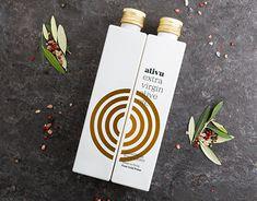 Alivu - Extra Virgin Olive Oil.