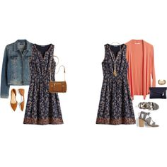 Untitled #19790 by hanger731x on Polyvore featuring New Directions, Henri Bendel, Forever 21 and Robert Lee Morris
