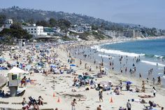 Best Beaches in California | Laguna Beach, California :: Worlds Best Beach Towns