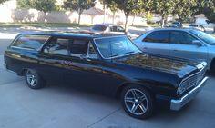 1964 Chevrolet stationwagon