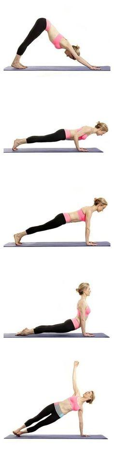 Os 8 Exercícios Ideais Para Definir a Cintura!  #saude  #emagrecer  #adelgazar  #exercises  #fitness