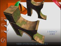 Mesh Entrance 2 impact 2 set Full perm