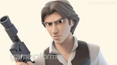 disney infinity han solo and chewie | Han Solo screenshots