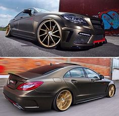 Idk what it is but I love brown on some things  Mercedes Benz c63 AMG