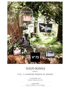 8 November 18,00 collection woman V  73 for VOLPI DONNA