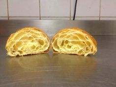 Brioche, Croissant – www. Croissants, Bread And Pastries, Cannoli, Bakery Recipes, Gordon Ramsay, Sweet Cakes, Nutella, Brunch, Food And Drink