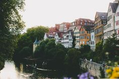 Tübingen, Germany. How I wish to go back there once again ...