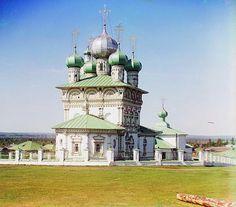 A Rússia Imperial em fotografias coloridas - Império Retrô