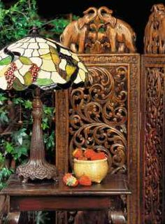 From Bali With Love: Indonesian Inspired Home Decor (From Bali With Love) Bali Inspiration, Carvings Wood, Decor Ideas, Balinese Decor, Decor Inspiration, Bali Inspired Decor, Elephant Screens, Balinese Inspiration, Home Decor With Elephants