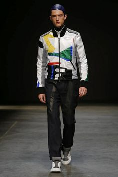 James Long | FW 2014 | London Collection