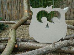 Weiteres - Giessform Beton  - EULE Nr. 3 - 30 cm - ein Designerstück von BIF-Hermes bei DaWanda