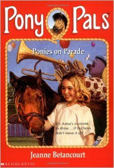 PONY PALS still hits the chapter book trail with authentic characters, real problems and every little girl's desire, a pony in the backyard. Read full review at www.ChapterBookChat.wordpress.com.