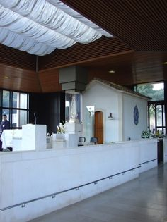 Shrine of Our Lady of Fatima, Portugal -- Chapel of Apparitions