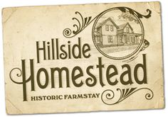 Hillside Homestead- Historic cooking classes.  Her food looks devine and it is a totally unique experience.  Would love to go to dinner there!