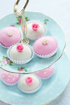 Rose Water and Pink Peppercorn Brigadeiro — Lulu's Sweet Secrets
