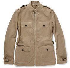 Men's Spring 2012 Style Tips: Safari Jacket