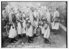 Algerian soldiers (LOC) | Flickr - Photo Sharing!