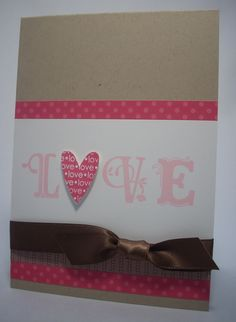 Stampin' Up! - Valentine