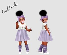 Click picture to enlarge ❤ CLOTHES Dress Mesh Link recolors Link Legwarmers Link Dior shoes Simfileshare (no ads) ❤ HAIR By Link ❤ ACCEarrings Link Pacifier. Toddler Cc Sims 4, Sims 4 Toddler Clothes, Sims 4 Cc Kids Clothing, Sims 4 Teen, Toddler Girl Outfits, Sims Cc, Kids Outfits, Sims 4 Game Mods, Sims Mods