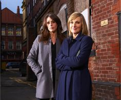 Scott and Bailey. Two strong, flawed female cops. Love this show!