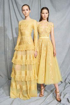 Zuhair Murad Resort 2019 Paris Fashion Show Collection: See the complete Zuhair Murad Resort 2019 Paris collection. Look 44