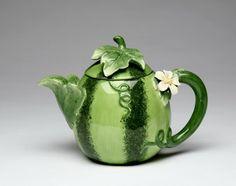 Watermelon Teapot makes tea drinking fun