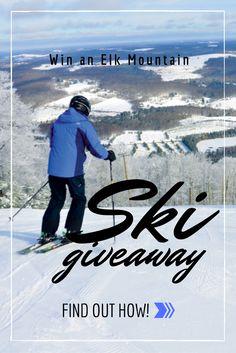 We're giving away an Elk Mountain ski getaway for two!