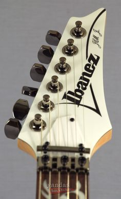 Ibanez JEM Jr. Steve Vai Signature Electric Guitar