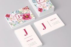 Business card by nicdark on Envato Elements - Graphic Templates Search Engine Graphic Design Blog, Graphic Design Templates, Print Templates, Massage Bebe, Watercolor Business Cards, Name Card Design, Bussiness Card, Cool Business Cards, Business Card Templates