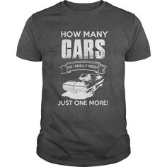 I love only one car