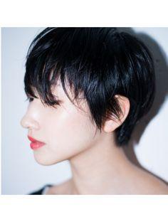リッカ(RICCA) 【RICCA】濡れ髪タイトショート