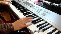Forever - Kari Jobe - Piano Instrumental (cover)