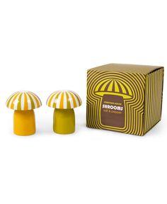Jonathan Adler Salt and Pepper Shakers, Shroom - Serveware - Dining & Entertaining - Macy's