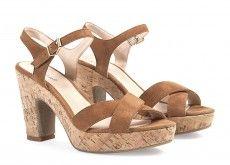 fde970ea1d7 Sandale femme - Soldes sur un grand choix de Sandales et Nu-pieds
