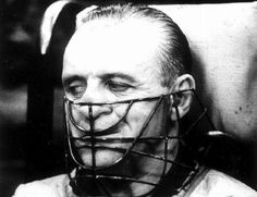 Hannibal Lecter. He eats brains. But he's not a zombie. He scares the shit out of me. (The character, not Anthony Hopkins.)