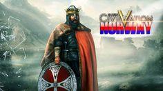 CIV V: Civilization Spotlight   Norway #CivilizationBeyondEarth #gaming #Civilization #games #world #steam #SidMeier #RTS