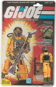 Airtight (v1) G.I. Joe Action Figure - YoJoe Archive