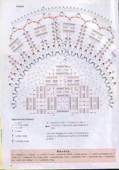 14, Crochet Angel Pattern, Crochet Doily Diagram, Crochet Doily Patterns, Crochet Chart, Thread Crochet, Filet Crochet, Crochet Motif, Crochet Doilies, Crochet Stitches