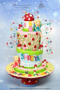 Moana Theme Birthday Cake 3D Childrens Cake Pinterest