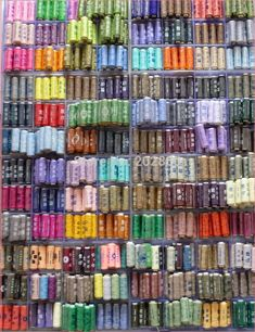 DIY Hand Sewing Thread/ Sewing Machine Thread/Polyester Thread,60 Different Colours Per Pack,Very Hot&Useful For Daily Life