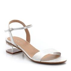 Buckled Strap Sandals