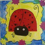 first grade ladybug