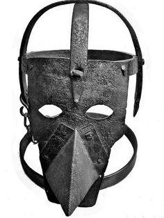 Shame mask