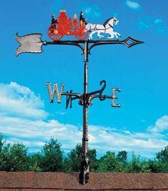 Jackass Weather Vane Cowboy Redneck detector Humerous  Donkies Horse Christmas