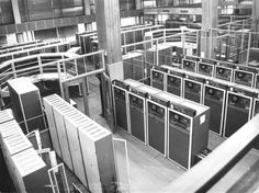 Mainframe Computers.